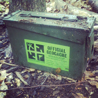 Hide a Geocache with iPhone