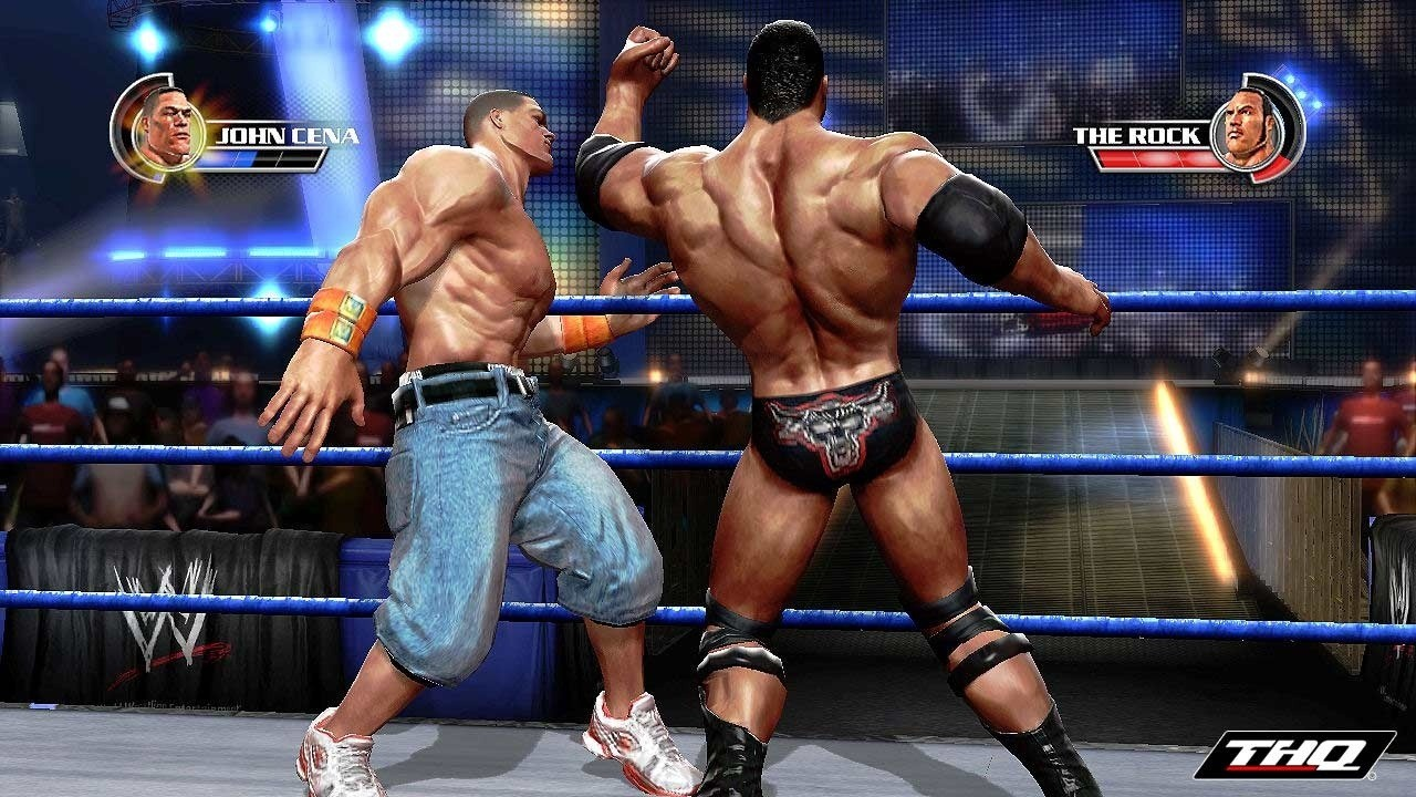 Improve Skill in the WWE Wrestling Video Games