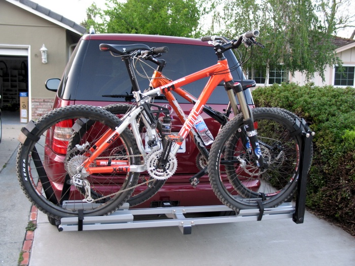 Install a Hitch for a Bike Rack