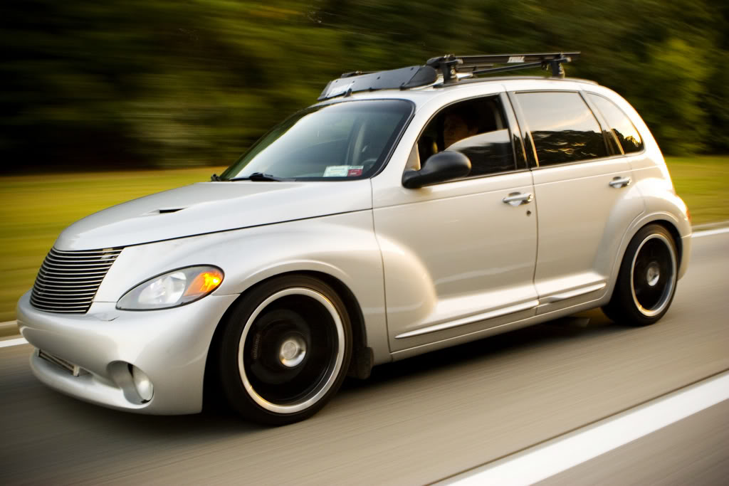 How To Install A Pt Cruiser Roof Rack