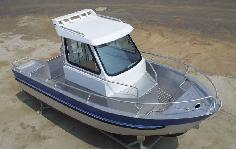 Small Aluminum Boats Pictures to pin on Pinterest