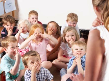 children fund raising program