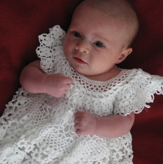 How To Launder A Baby Crochet Dress