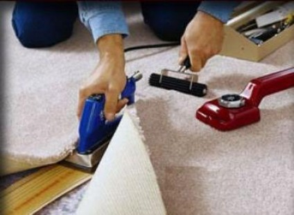 how to join carpet seams