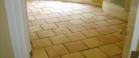 Ceramic tiles Brick pattern