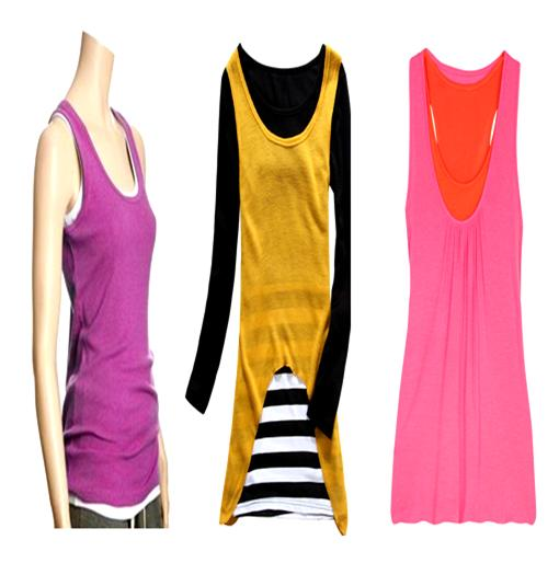 Layered Tank Tops for Women