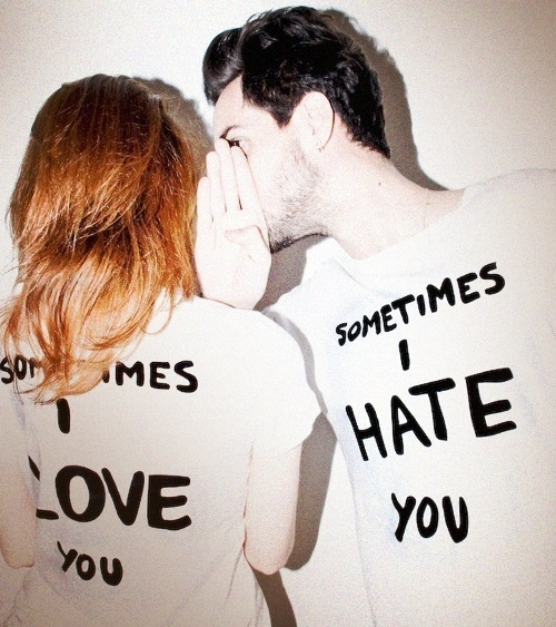 Tips to Like a Guy Who Has a Love Hate Thing Going On