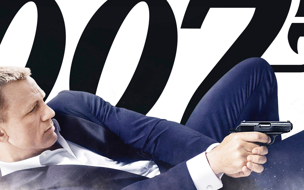 Live the James Bond Lifestyle