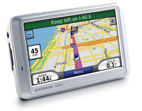 Load a GPX to a Garmin Device