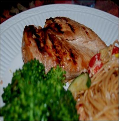 7-Up Marinated Chicken Recipe