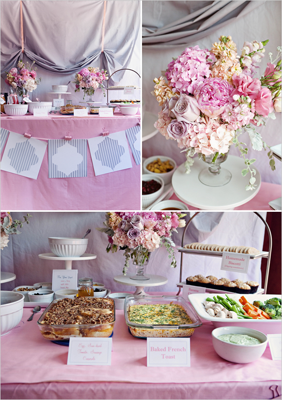 How to Make Bridal Shower Decorations