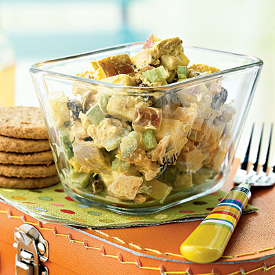Make Chicken Salad without Canned Chicken