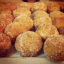 Make Donut Holes with Cinnamon and Sugar