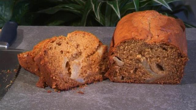 Gingerbread & Blueberry Cinnamon Buns