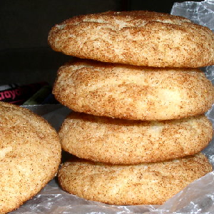 Make Homemade Snickerdoodles from Scratch