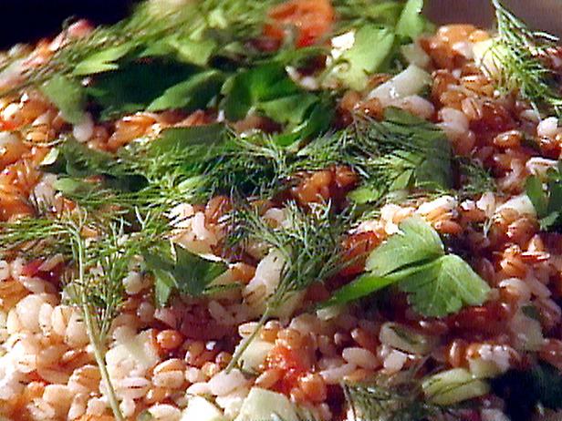 Nine Grain Tuna Salad