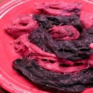 Make Play Dough from Dryer Lint