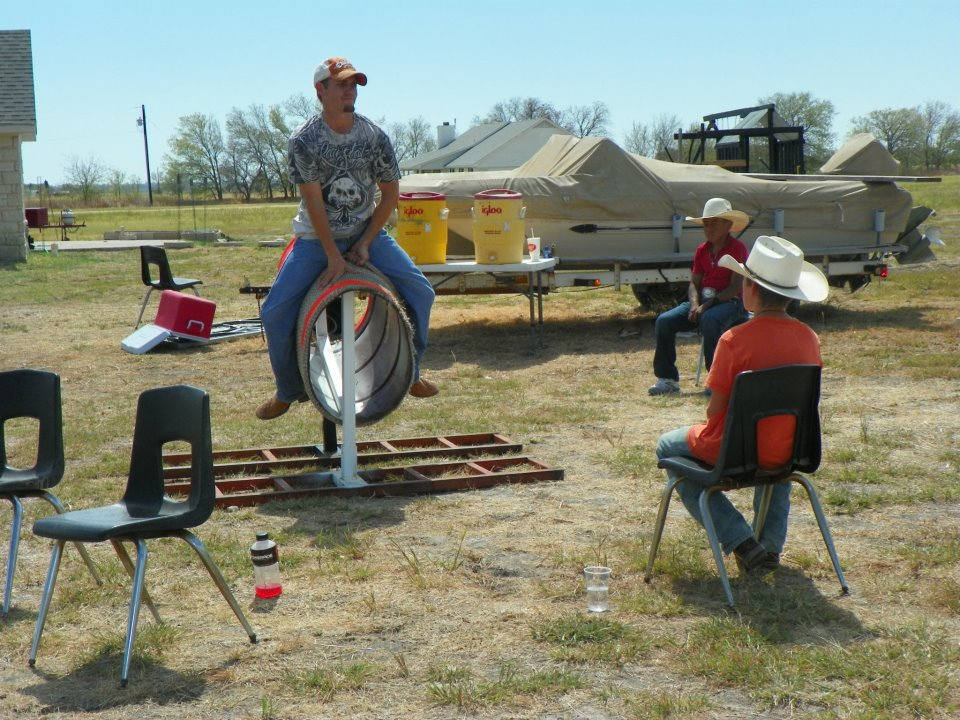 How to Make Training Equipment for Bull Riding
