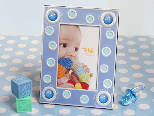 How to Make a Baby Picture Frame