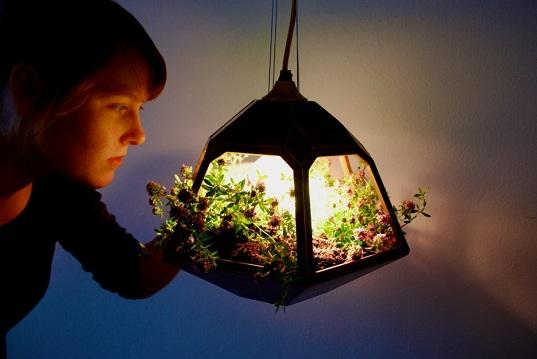 Make a Hanging Lamp