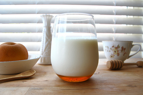 Milk and Honey Hair Smoothie for Ethnic Hair