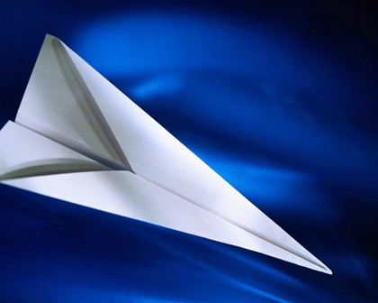 How to Make a Paper Airplane Fly Far