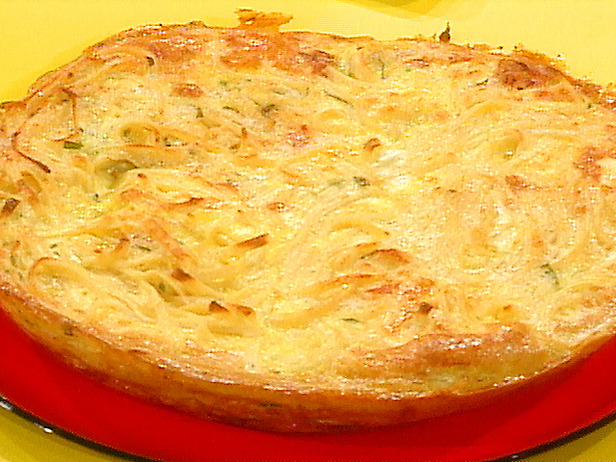 Frittata served in plate
