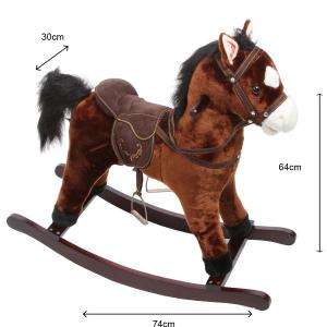 Rocking Horse Saddle