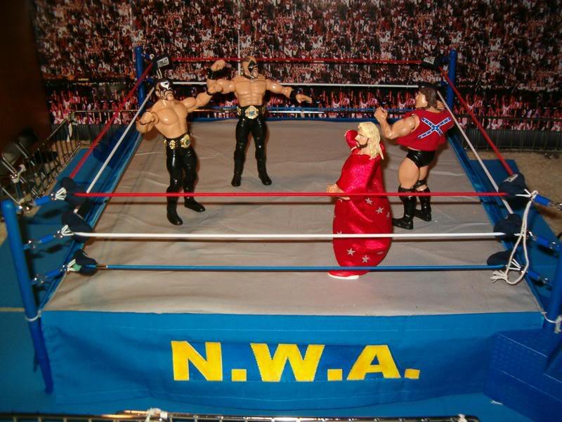 Toys Wrestling Ring 82