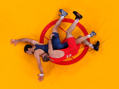 How to Make a Wrestling Mat