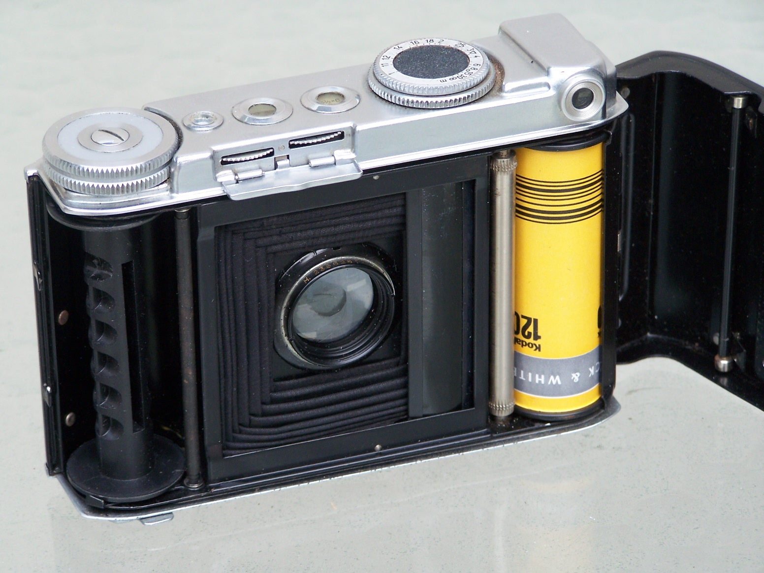 Classic Manual Camera