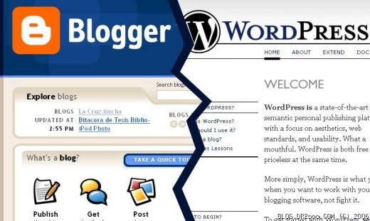 Migrate a Self-Hosted Blogger Blog to a Self-Hosted Wordpress Blog