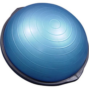 How to Perform Lunges on a Bosu Ball