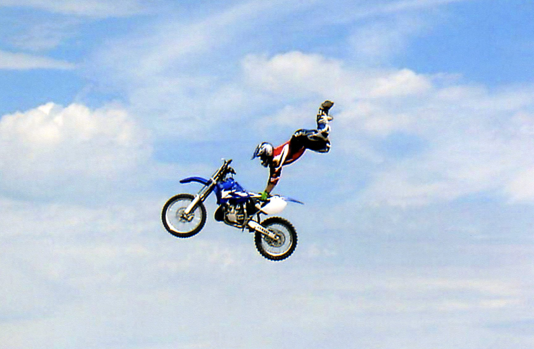 FMX Rodeo Trick