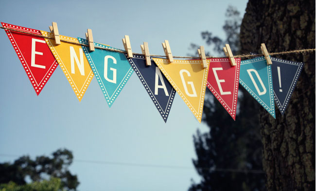 How To Plan An Engagement Party At Home