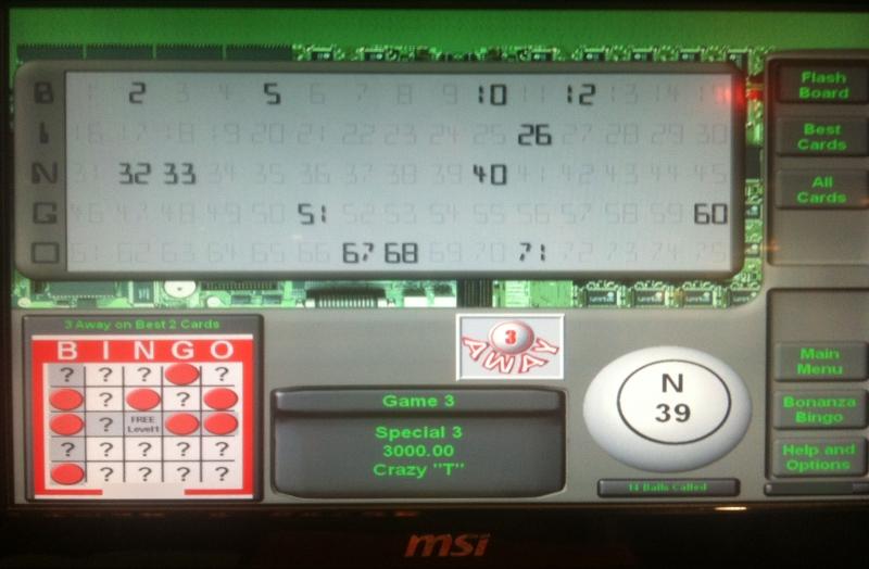 How to Play Foxwoods Casino Video Bingo