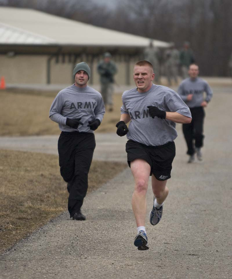Tips to Prepare For the Army PT Test