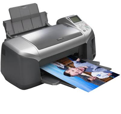 Print Photos on a New Printer