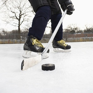 How to Remove Rust from Ice Hockey Skates