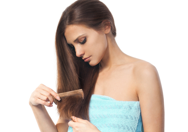 Removing Tangles and Knots from Hair