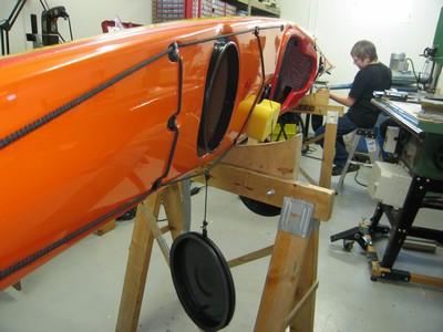 Repair Holes & Seal a Kayak