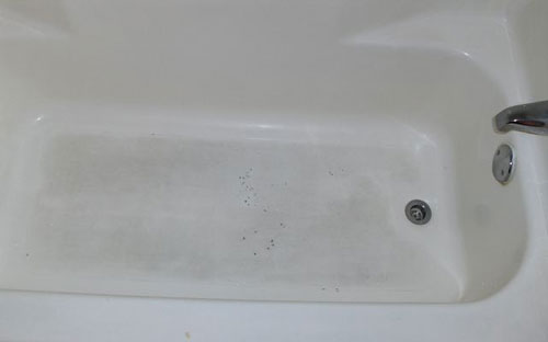 Repair a Fiberglass Tub Shower Surface