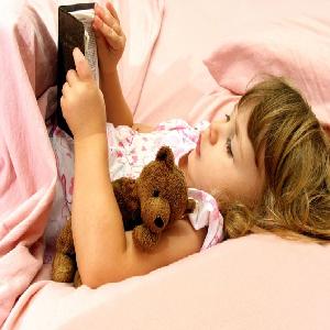 Setup a Sleep Routine for a Child