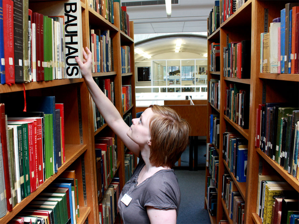 Shelve Books in a Library