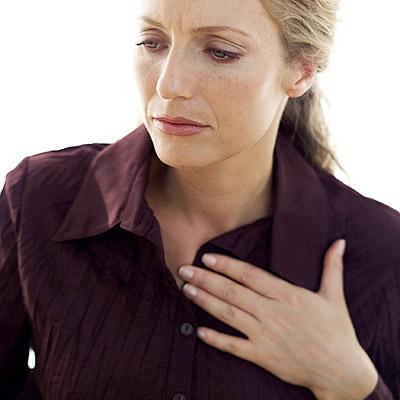 Spot Symptoms of Women with Angina