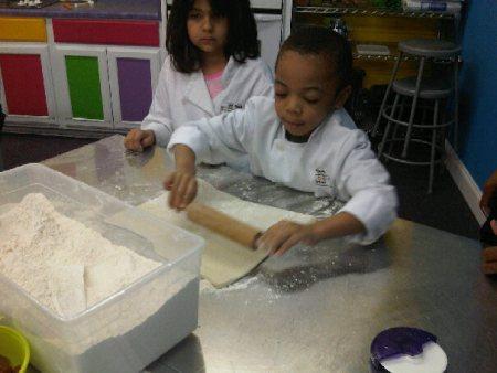 Fun Cooking Class for Kids