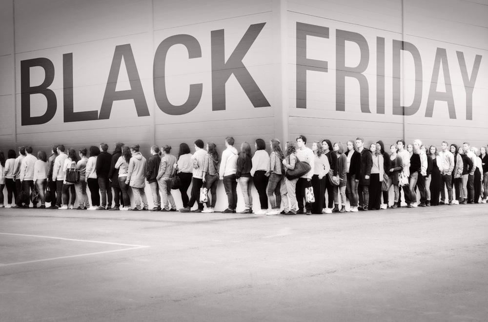 Survive Black Friday
