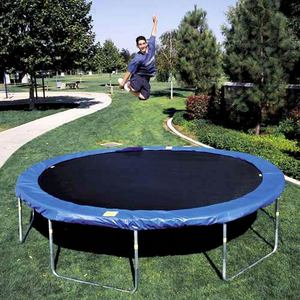How to Take Down an Airzone Trampoline