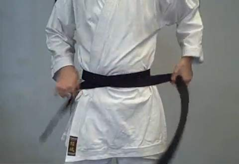 Tips about How to Tie Your Martial Arts Belt