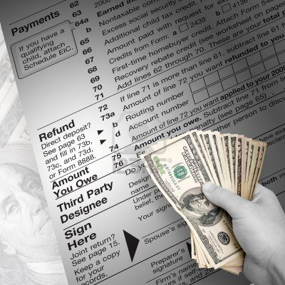 Track Your Federal Tax Refund